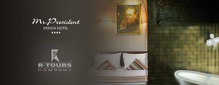 Design Hotel Mr President Beograd Turisti Ka