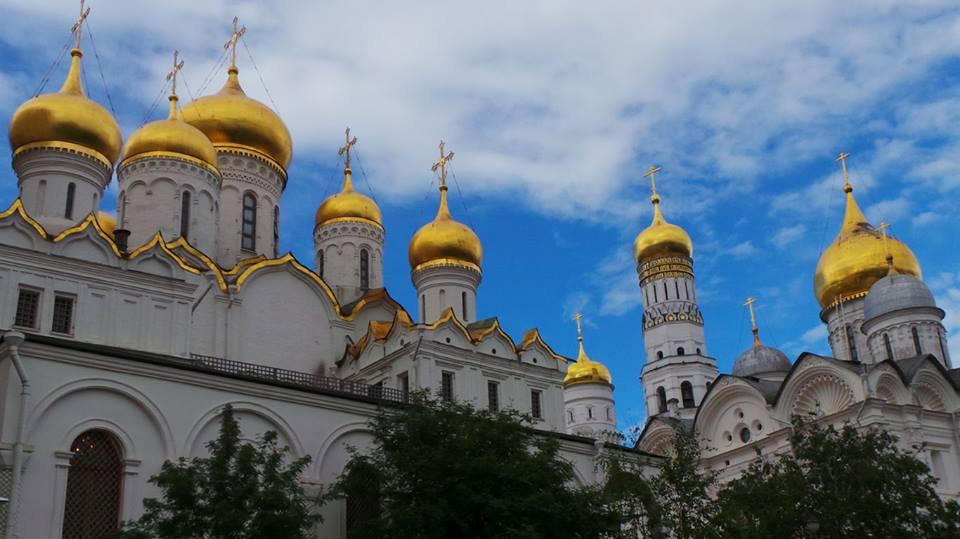 Zlatna jesen u Rusiji - Moskva i St. Peterburg