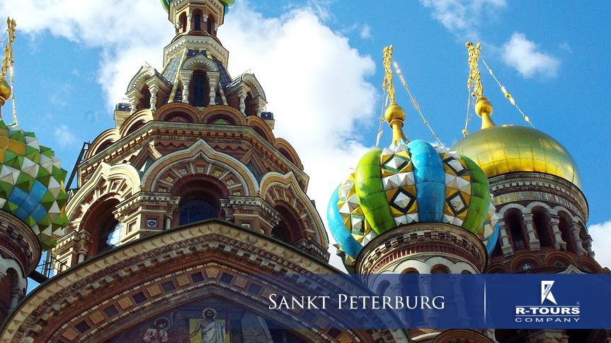 Sjaj i raskoš carskog Peterburga