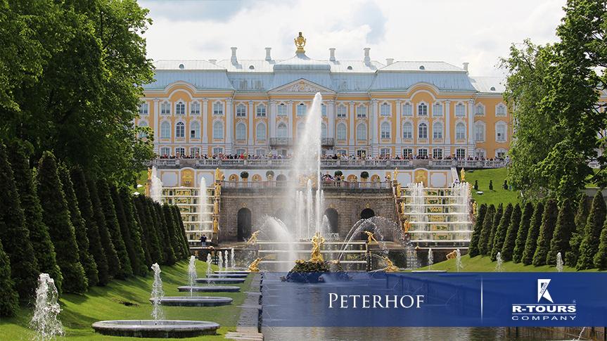 U susret jeseni Moskva – St. Peterburg