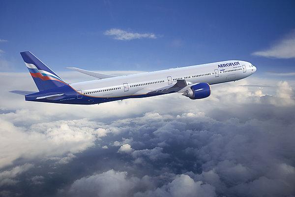 ARO Aeroflot 777-300ER Artwork K65276