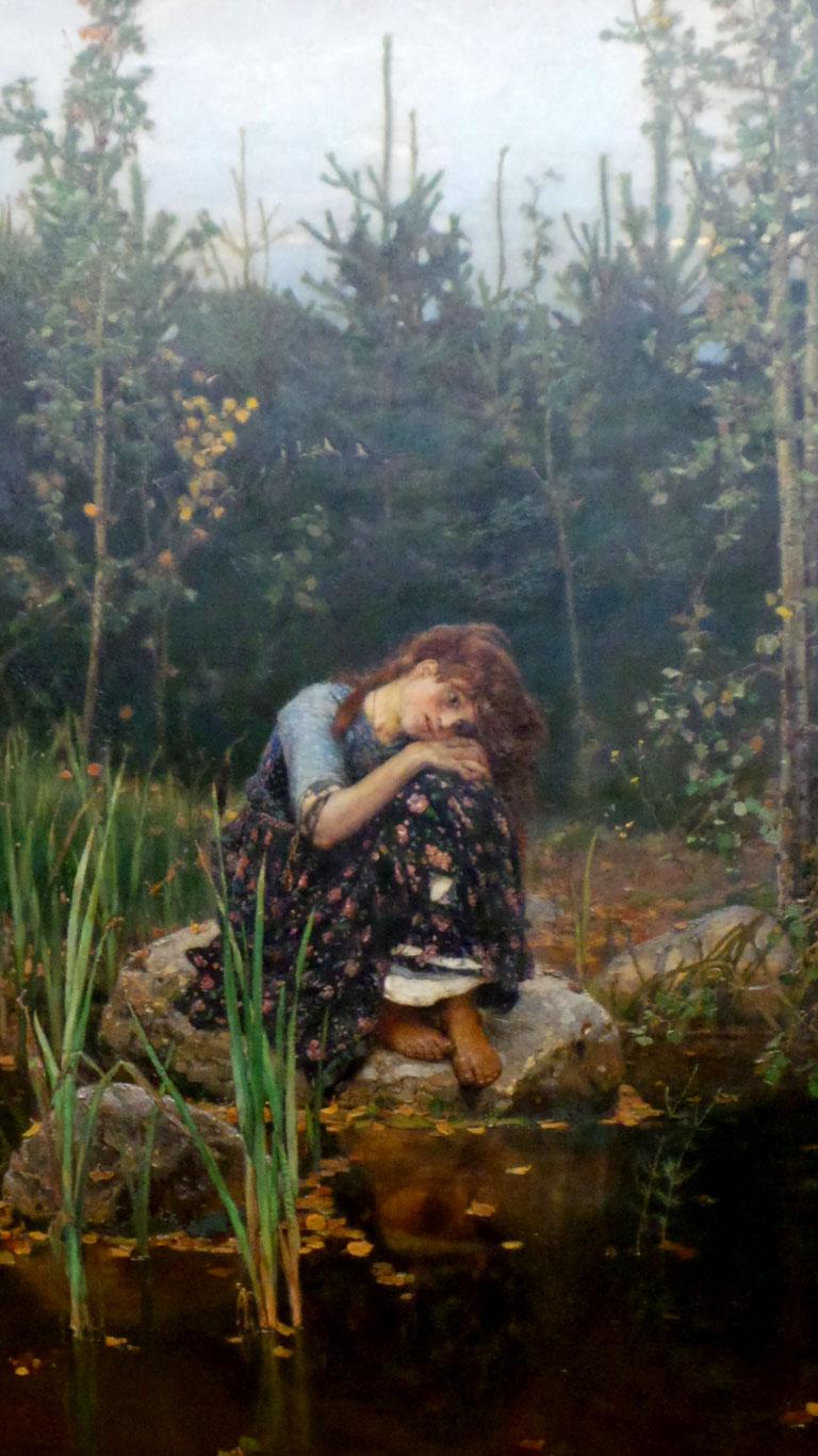 Tretjakovska galerija – Najbogatija zbirka ruske umetnosti